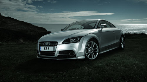 Audi TTS Mark II Coupe