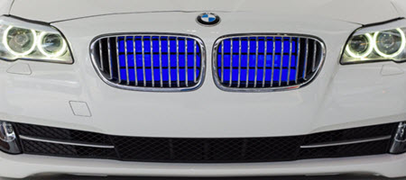 BMW Front View