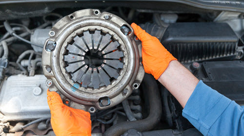 Fiat Used Pressure Plate Check
