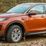 Land Rover Discovery Sport Car