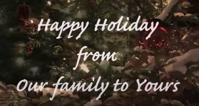 Copy of Holiday movie